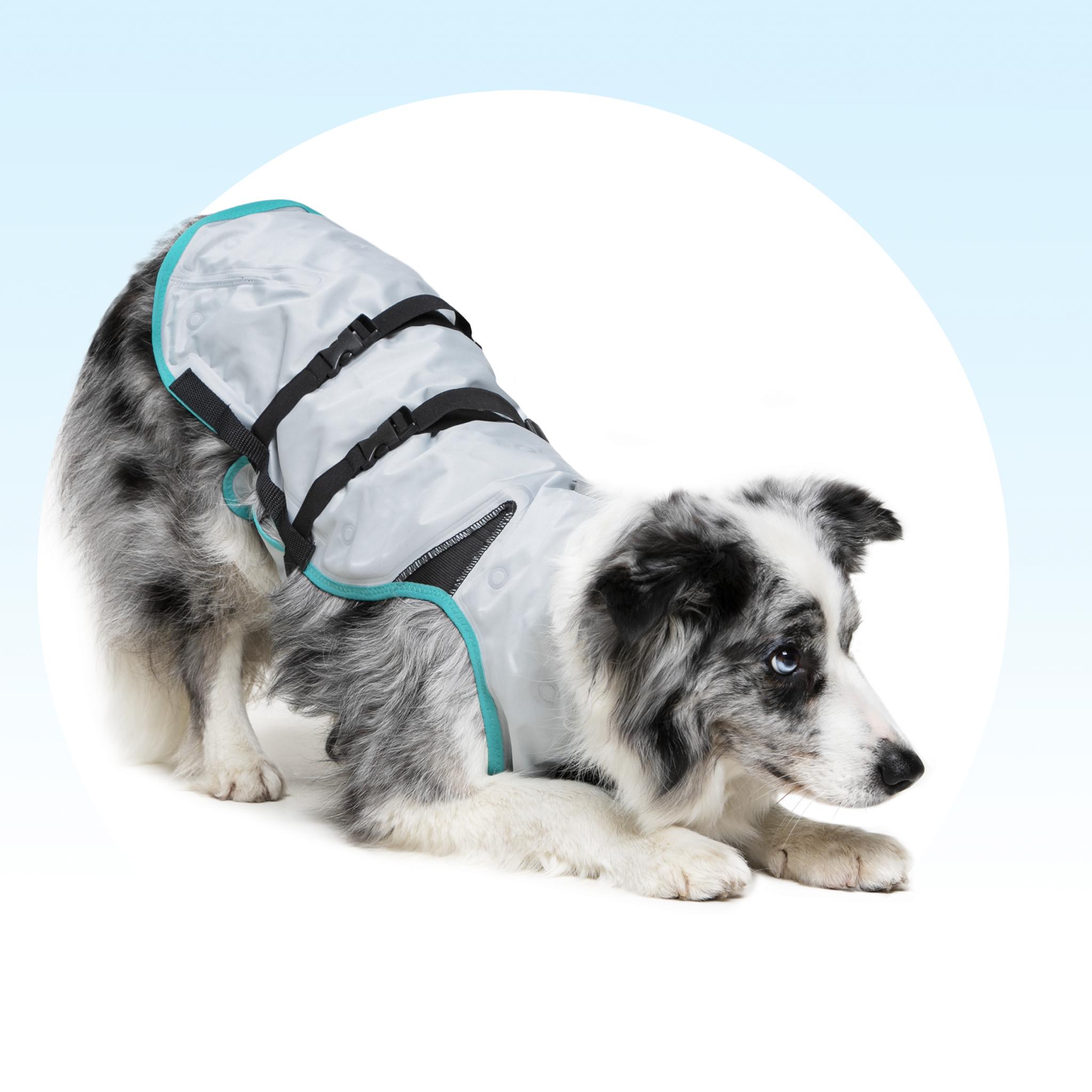 Information card - DRY® Cooling Vest